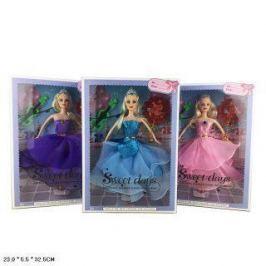 Кукла Принцесса 29см, 2 аксесс., в ассорт.