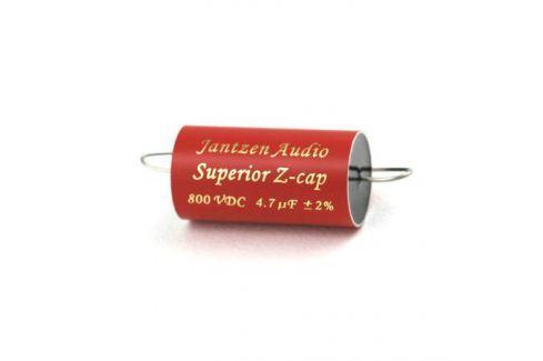 Конденсатор Jantzen MKP Superior Z-Cap 800 VDC 2% 4.7 uF Конденсатор