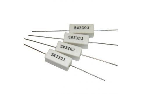 Резистор Mundorf MResist HL 5W 1.0 Ohm Резистор