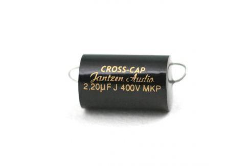 Конденсатор Jantzen MKP Cross Cap 400V 2.2 uF Конденсатор