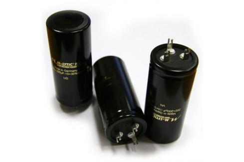 Конденсатор Mundorf M-Lytic HV MLSL 500 V 100+100 uF Конденсатор