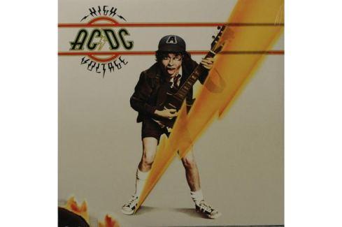 AC/DC AC/DC - High Voltage Виниловая пластинка