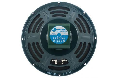 Гитарный динамик Jensen Loudspeakers P10Q 8 Ohm Гитарный динамик