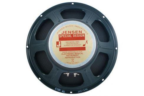 Гитарный динамик Jensen Loudspeakers C12K 4 Ohm Гитарный динамик