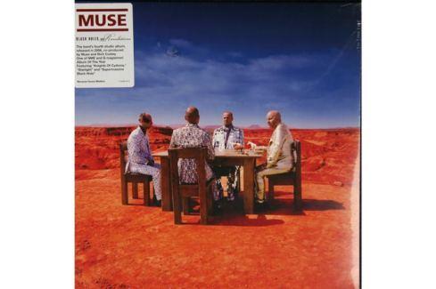MUSE MUSE - Black Holes Revelations Виниловая пластинка