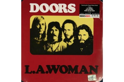 The Doors The Doors - L.a. Woman (180 Gr) Виниловая пластинка