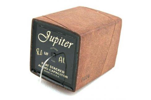 Конденсатор Jupiter Condenser Jupiter HT Flat Stack Cryo Beeswax-Paper 300V 8 uF Конденсатор