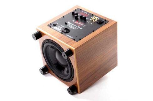 Активный сабвуфер MJ Acoustics Reference 150 MKII Walnut Активный сабвуфер