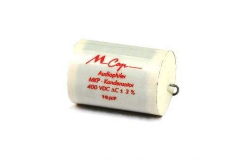 Конденсатор Mundorf MKP MCap 400 VDC 10 uF Конденсатор
