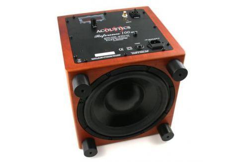 Активный сабвуфер MJ Acoustics Reference 100 MKII Cherry Активный сабвуфер