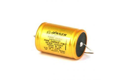 Конденсатор Jensen 630 V 0.22 uF copper Конденсатор
