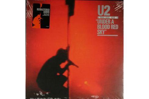 U2 U2 - Under A Blood Red Sky Виниловая пластинка
