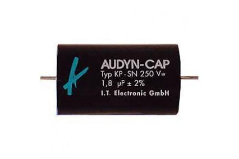 Конденсатор Intertechnik MKP Audyn CAP KP-SN 250 VDC 0.22 uF Конденсатор