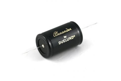 Конденсатор Duelund Alexander by 900 V 1 uF copper Конденсатор