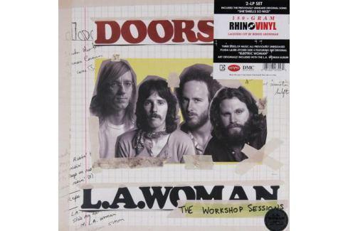 The Doors The Doors - La Woman (the Workshop Sessions) (2 Lp, 180 Gr) Виниловая пластинка