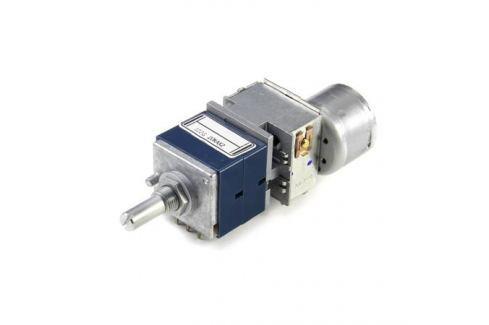 Потенциометр ALPS RK27 50 kOhm стерео (моторизированный) Потенциометр