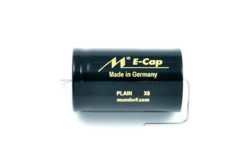 Конденсатор Mundorf E-Cap AC Plain 50 VDC 100 uF Конденсатор