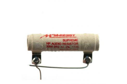 Резистор Mundorf MResist Supreme 20W 2.2 Ohm Резистор