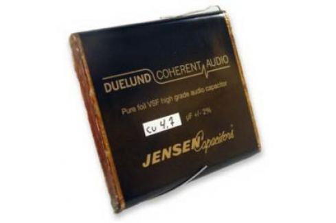 Конденсатор Duelund VSF 100 V 6.8 uF copper Конденсатор
