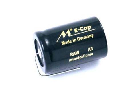 Конденсатор Mundorf E-Cap AC Raw 100 VDC 47 uF Конденсатор