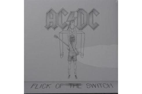 AC/DC AC/DC - Flick Of The Switch Виниловая пластинка