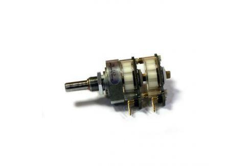 Потенциометр DACT CT2-50k-2 стерео (дискретный) Потенциометр