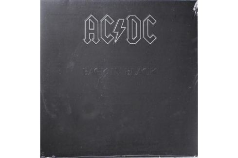 AC/DC AC/DC - Back In Black Виниловая пластинка
