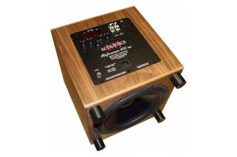 Активный сабвуфер MJ Acoustics Reference 400 Walnut Активный сабвуфер