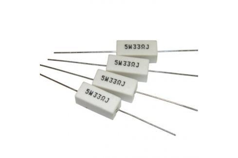 Резистор Mundorf MResist HL 5W 3.9 Ohm Резистор
