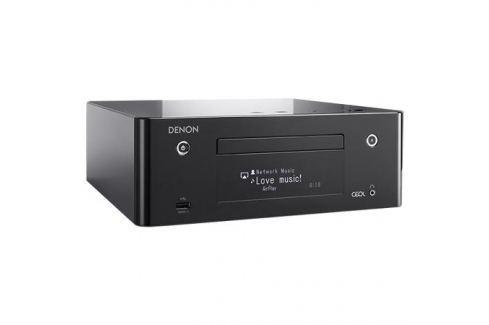 CD ресивер Denon RCD-N9 Black CD ресивер