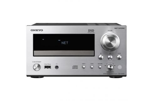 CD ресивер Onkyo CR-N765 Silver CD ресивер