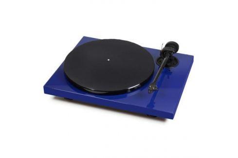 Виниловый проигрыватель Pro-Ject 1-Xpression Carbon Classic Midnight Blue (2M-Silver) Виниловый проигрыватель