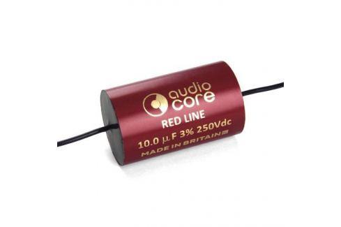 Конденсатор Audiocore Red-Line 250 VDC 10 uF Конденсатор