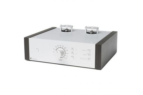 Ламповый фонокорректор Pro-Ject Tube Box DS2 Silver/Eucalyptus Ламповый фонокорректор