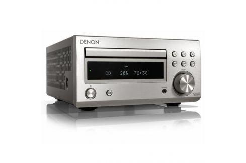CD ресивер Denon RCD-M41 Silver CD ресивер