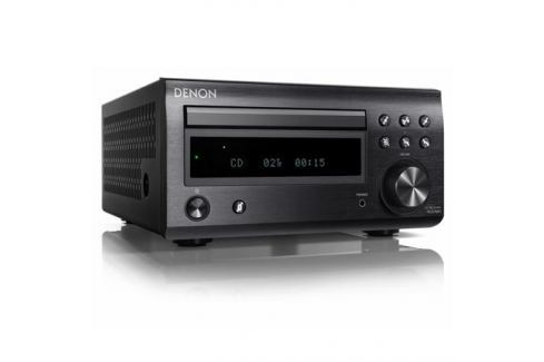 CD ресивер Denon RCD-M41 Black CD ресивер