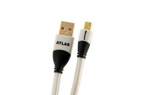 Кабель USB Atlas Element mini USB 0.5 m Кабель USB