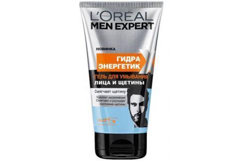 L'Oreal Paris Men Expert Hydra Energetic Гель для умывания лица и щетины Men Expert Hydra Energetic Гель для умывания лица и щетины Уход за кожей лица