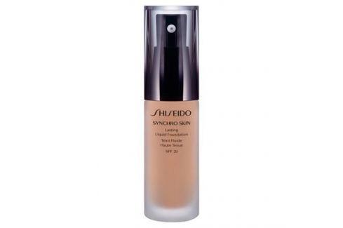 Shiseido Synchro Skin Teint Fluid Устойчивое тональное средство Golden 2 Тональный крем