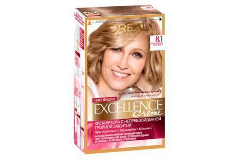 L'Oreal Paris Excellence Краска для волос 6.02 легендарный каштан Окрашивание