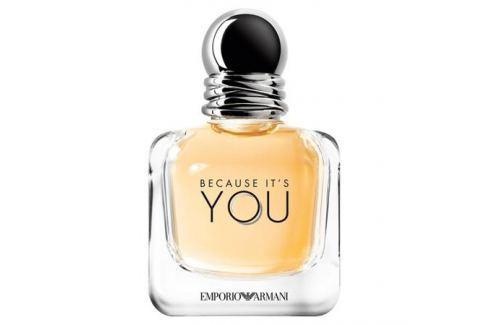 Giorgio Armani BECAUSE IT'S YOU Парфюмерная вода BECAUSE IT'S YOU Парфюмерная вода Женские ароматы