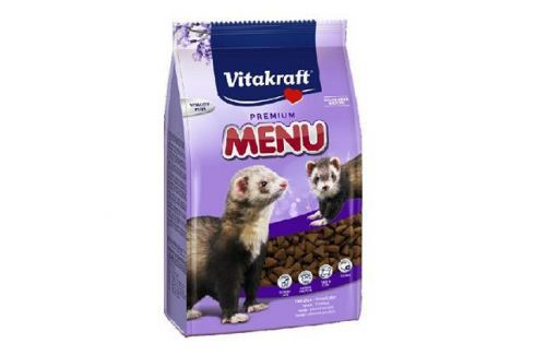 Корм Vitakraft Premium Menu корм для хорьков 800гр. Хорьки