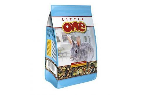 Корм Little One для кроликов, 400 гр Кролики