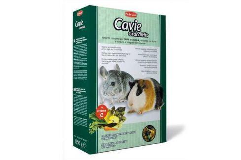Корм Padovan Grand Mix Cavie для шиншилл и морских свинок основной, 850 г. Шиншиллы