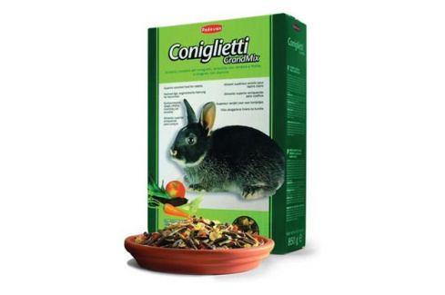 Корм Padovan Grand Mix Coniglietti для кроликов основной (850 гр) Кролики