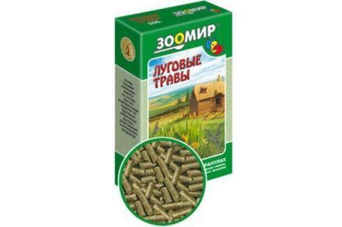 Корм Луговые травы для кроликов и грызунов, 500г. Кролики