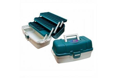 Ящик Три Кита рыболовный ЯР-3,  3 лотка 44*22*20см Ящики