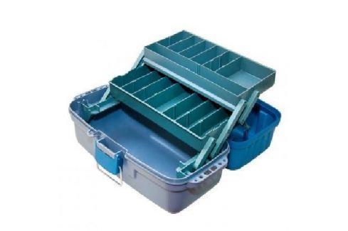 Ящик (Три Кита) рыболовный ЯР-2 (370*190*180) 2 лотка Ящики