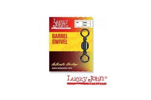 Вертлюги Lucky John BARREL 014 10шт. Вертлюжки