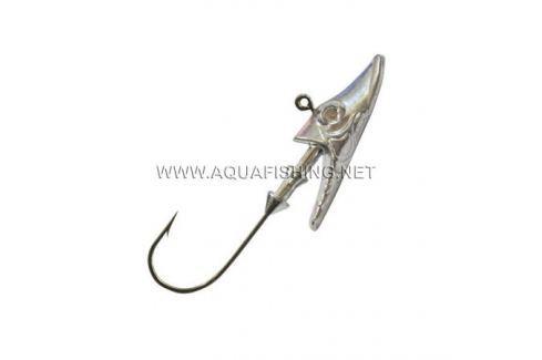 Джиггер головка Aqua голова щуки № 3/0 20,0g (блистер) Джиг-головки